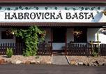 Location vacances Ústí nad Labem - Penzion Habrovická Bašta-1