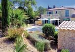 Location vacances Le Muy - Holiday Home Roquebrune sur Argens with Fireplace I-3