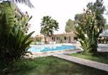 Hôtel Los Mochis - Hotel Hacienda Palma Sola-4