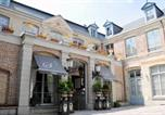 Hôtel Morbecque - Châtellerie De Schoebeque-1