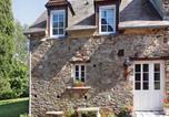Location vacances Gourfaleur - Holiday home Pont Hebert J-808-4