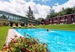 Hôtel Teplice - Ahorn Waldhotel Altenberg-4