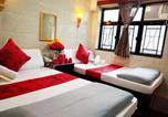 Location vacances  Hong Kong - Germany Hostel-4