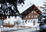 Hôtel Lech - Haus Wallis-4