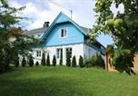 Location vacances Steindorf am Ossiacher See - Blaues Haus Ferienwohnung Bodensdorf Ossiacher See Gerlitzen Alpe-2