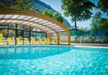 Camping Le Bourg-d'Oisans - A La Rencontre du Soleil - Camping Sites et Paysages-3