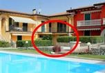 Location vacances Lazise - Biotique Holiday Home in Lazise with Garden-4