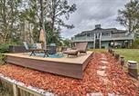Location vacances Atmore - Unique Milton Home with Fire Pit, Dock and Grill!-1