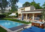 Location vacances Valbonne - Villa in Valbonne Iv-4