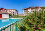 Location vacances Ciboure - Apartment Le Clos du Golf.3-1
