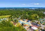 Camping avec Piscine couverte / chauffée Vannes - Capfun - Camping Lodge-1