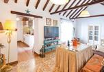 Location vacances Paterna de Rivera - One-Bedroom Holiday Home in Medina-Sidonia-2