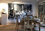 Location vacances Bad Orb - Design-Etage 130 qm im Kunsthaus - mit E-Auto-Ladestation ab Juni 21-2