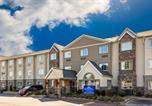 Hôtel Greenville - Microtel Inn & Suites - Greenville-1