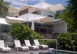Location vacances Cuernavaca - Casa del árbol en Club de Golf Santa Fe-4