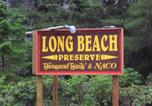Villages vacances Ocean Shores - Long Beach Camping Resort Studio Cabin 4-2