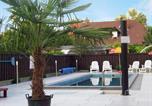 Location vacances Balatonboglár - Apartment Balatonboglar 25-1