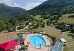 Camping avec Piscine couverte / chauffée Lus-la-Croix-Haute - Sites et Paysages Belle Roche-3