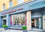 Hôtel Munich - Leonardo Boutique Hotel Munich-2