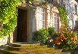 Hôtel 4 étoiles Jeuxey - Le Prieuré