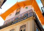 Location vacances Coimbra - Yellow Roof Apartments City Center-1