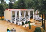Camping Croatie - Mobile Home Ana - Camp Soline Biograd-3