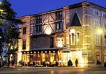 Hôtel Bourg-en-Bresse - La Tour Cocooning & Gastronomie-1