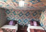 Hôtel Merzouga - Standards camp camel trek-2