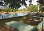 Villages vacances Sigirîya - Ehalagala Lake Resort-3