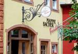 Hôtel Saarburg - Mannebacher Landhotel-4