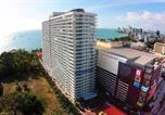 Location vacances Pattaya - Beach Road Luxury Studio-1