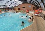 Camping avec Piscine couverte / chauffée Billiers - Camping et Parc Les Goelands -2