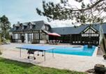 Location vacances Basse-Normandie - Holiday Home Au Bord de l'Eau - Brv401-1