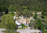 Camping avec Chèques vacances Isère - Camping de la Plage - Alpes, Vercors et Trièves-2