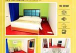 Hôtel Mongolie - Etugen Hotel-4