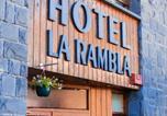 Hôtel Escarrilla - Hotel La Rambla-2
