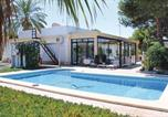 Location vacances Aspe - Four-Bedroom Holiday home Crevillente with an Outdoor Swimming Pool 06-1