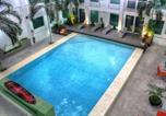Hôtel Chetumal - Hotel Villanueva-1