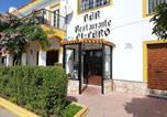 Hôtel Villanueva de Tapia - El Faro-1
