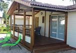 Location vacances Soustons - Chalet avec piscine-2