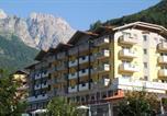 Hôtel Molveno - Alpenresort Belvedere Wellness & Beauty-1