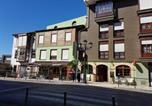 Hôtel Cantabrie - Hostal Amarantos-1