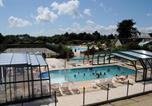 Camping avec Parc aquatique / toboggans Finistère - Camping De Kéranterec  -1