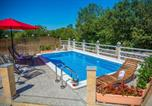 Location vacances Dugopolje - Romantic Villa by Split with Heated pool, Outdoor Jacuzzi and Bbq-3