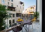 Location vacances Tel Aviv-Jaffa - Stylish & Stunning Luxury 2br Apt. W\Balcony-2