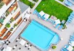 Hôtel Le lac de Lugano - Hotel Delfino Lugano-2