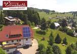 Location vacances Wieden - Pension Elisabeth-4