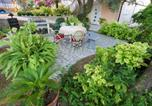 Location vacances Banjol - Apartments with Sea View and Garden-4