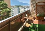 Location vacances Vevey - 71 Fantastic Studio with balcony-1