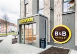 Hôtel Klein Kussewitz - B&B Hotel Rostock City-West-3